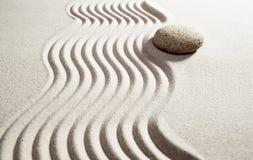 Evolución del zen para el progreso calmante Imagen de archivo libre de regalías