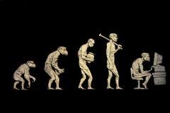 Evolutie Stock Foto's