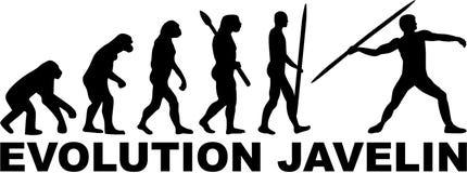 Evolution Javelin Royalty Free Stock Photos