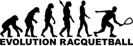 Evolution Racquetball Stock Image