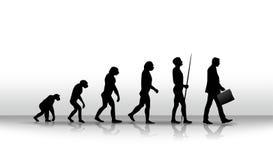 Evoluzione Fotografie Stock Libere da Diritti