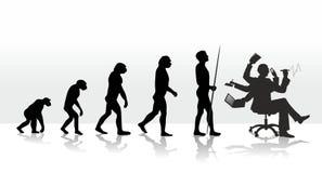 Evoluzione Immagini Stock