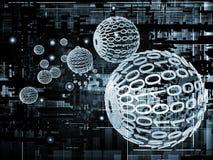 Evolving Digital Network Stock Images