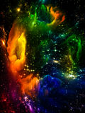 Evolving Interstellar Clouds Stock Photos