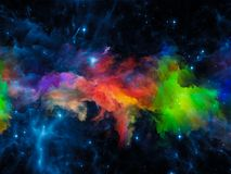 Evolving Nebula Stock Photos