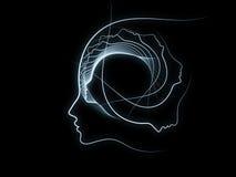 Evolving Soul Geometry Stock Image