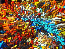 Evolving Stained Glass Stock Photography