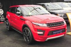 Range Rover Evoque Stock Image