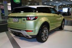 evoque Range Rover Arkivbild