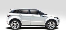 evoque Range Rover Стоковое Фото