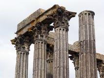 Evora (ЮНЕСКО) Стоковое Изображение