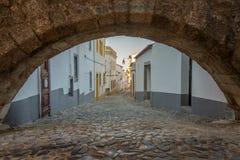 Evora Arch Stock Image