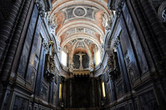 Evora cathedral Royalty Free Stock Photo