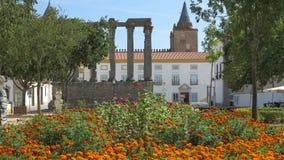 Evora, Portogallo Fotografie Stock Libere da Diritti