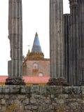 Evora (Unesco) Stock Afbeeldingen