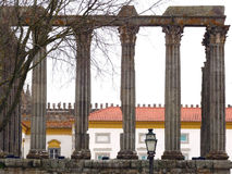 Evora (UNESCO) Royalty Free Stock Photography