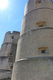 Evoramonte-Schloss lizenzfreies stockbild