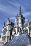 Evreux Cathedral Royalty Free Stock Images