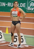 Ewa Nikola Swoboda, Polish Sprinter Royalty Free Stock Photos