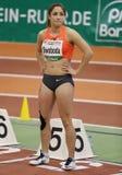 Ewa Nikola Swoboda, Polish Sprinter Royalty Free Stock Photos