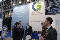 EWAS OFFSHORE CONFERECE AND EXHIBTIONS Stock Images
