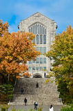 Ewha Womans University complex. SEOUL, SOUTH KOREA Stock Photography