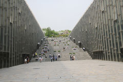 Ewha Womans University in Seoul, South Korea Royalty Free Stock Image