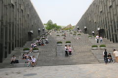 Ewha Womans University in Seoul, South Korea Royalty Free Stock Photo