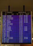 ewidencyjni deskowi lotnisko odjazdy Zdjęcie Stock