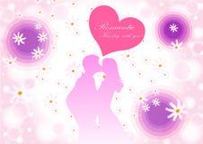 Ewige Liebe Stockbild