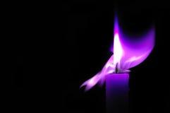 Ewiges Feuer Stockbild