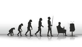 Ewolucja Obrazy Royalty Free