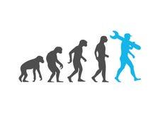 ewolucja Zdjęcie Stock