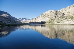 Ewolucja jezioro Zdjęcia Royalty Free