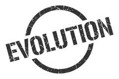 Ewolucja znaczek ilustracji