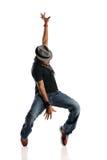 Exécution de danseur de Hip Hop photographie stock