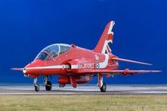 Exécution de RAF Red Arrows photos libres de droits