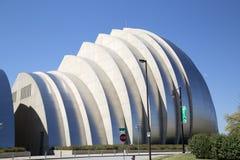 Exécution du centre ville d'Art Center dedans de la ville le Kansas photo libre de droits