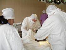 Exécution orthopédique image libre de droits