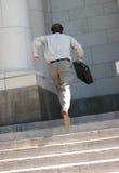 Exécution tard Photos libres de droits