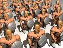 Exército Fotografia de Stock