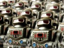 Exército 3 do robô imagem de stock royalty free