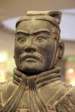 Exército chinês antigo da terracota Fotos de Stock Royalty Free