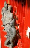 Exército chinês do terraccotta fotos de stock