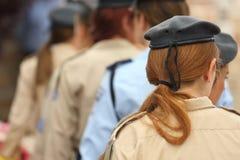 Exército da defesa de Israel Fotografia de Stock