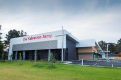 Exército de salvação Fotografia de Stock