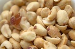 Exército do amendoim Fotografia de Stock
