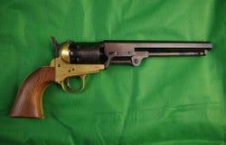Exército 1851 do potro revólver de 44 cal fotos de stock royalty free