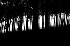 Exército escuro Imagem de Stock