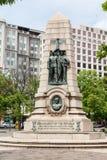Exército grande do Washington DC do monumento da república Fotos de Stock
